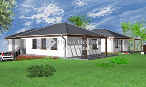 Eladó Ház, Pest megye, Pécel - Pécel közkedvelt új részén modern ikerház