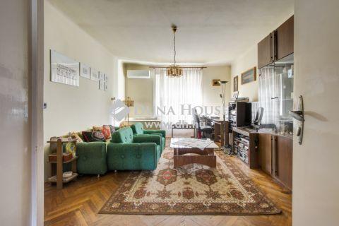 Eladó Lakás, Budapest 11. kerület - 3 külön nyíló szoba, nagy terek, 88nm-es saját kerttel!
