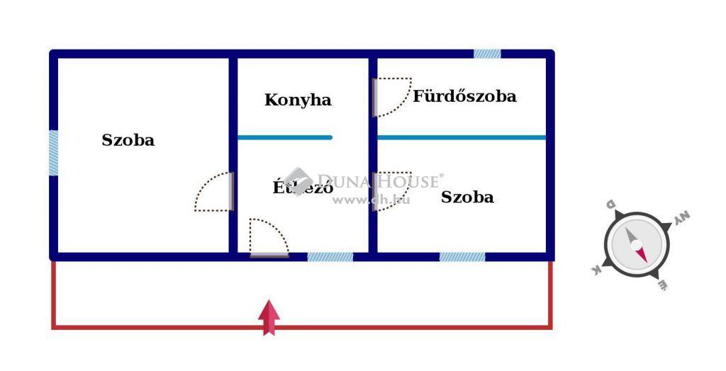 Eladó Ház, Pest megye, Szigetszentmárton - Szigetszentmárton elején