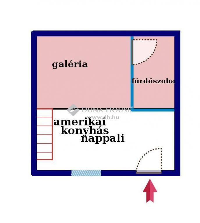 Eladó Lakás, Budapest - Emeleti STÚDIÓ a Kertész utcában!