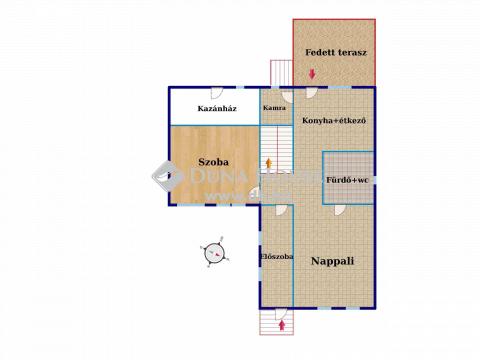 Eladó Ház, Bács-Kiskun megye, Ballószög - Ballószög központjában