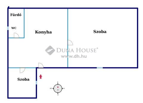 Eladó Ház, Bács-Kiskun megye, Kiskunfélegyháza -  Erdélyvárosban fejújított házrész