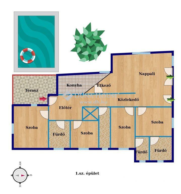 Eladó Ház, Somogy megye, Balatonszabadi - Luxusingatlan Balatonszabadi