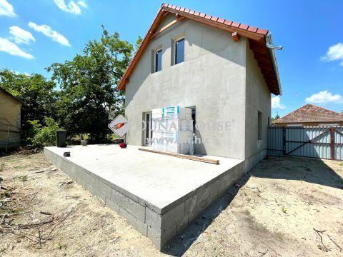 Eladó Ház, Bács-Kiskun megye, Orgovány - Napali + 3 szobás 90 m2-es új-építésű családi ház 42 m2-es terasszal
