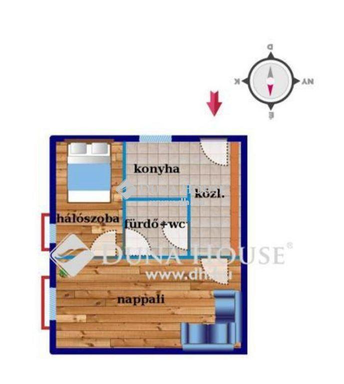 Kiadó Lakás, Somogy megye, Kaposvár - *** Kiadó a Füredi csomópontban, 3. emeleti, 1,5 szobás lakás