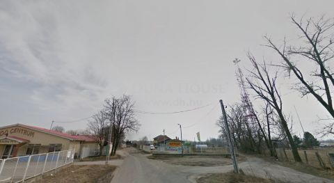Eladó Telek, Bács-Kiskun megye, Kecskemét - REPTÉR közelében, 14.528 m2-es szántó, GKSZ övezetben!