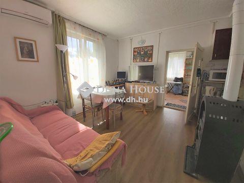 Eladó Ház, Pest megye, Tóalmás - Strandközeli jó állapotú 42 nm-es, bővíthető tégla ház